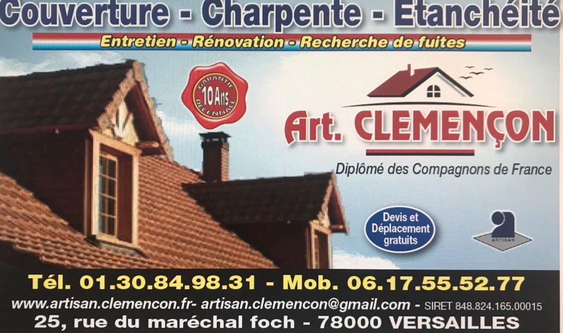 Mr.Clémençon couverture, plomberie et zinguerie (couvreur, plombier, zingueur)