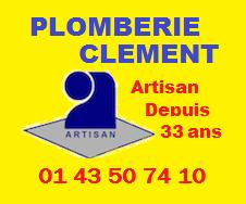 Clément Patrick plombier
