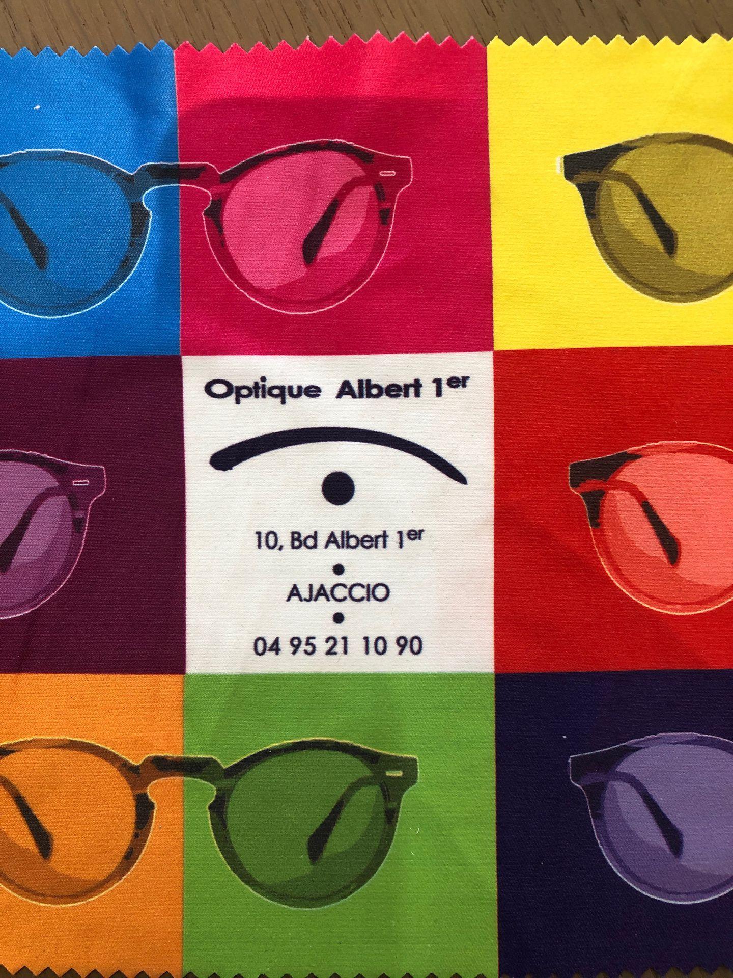 Optique Albert 1er opticien