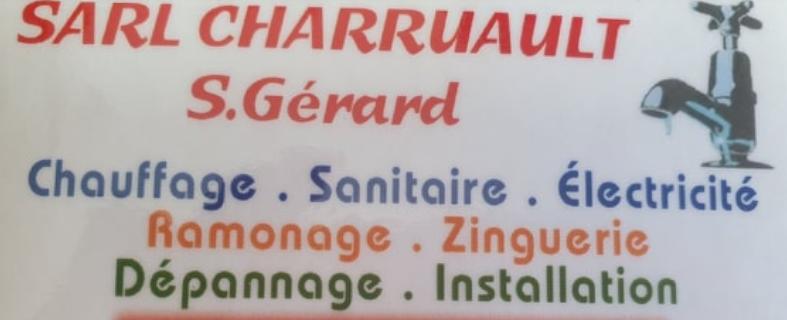 Charruault Serge et Fils SARL plombier