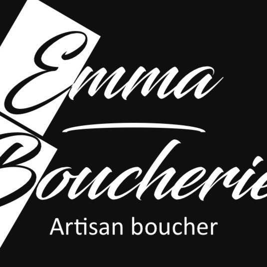Emma Boucherie boucherie et charcuterie (détail)