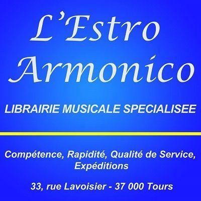 L'Estro Armonico librairie