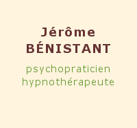 Bénistant Jérôme psychothérapeute