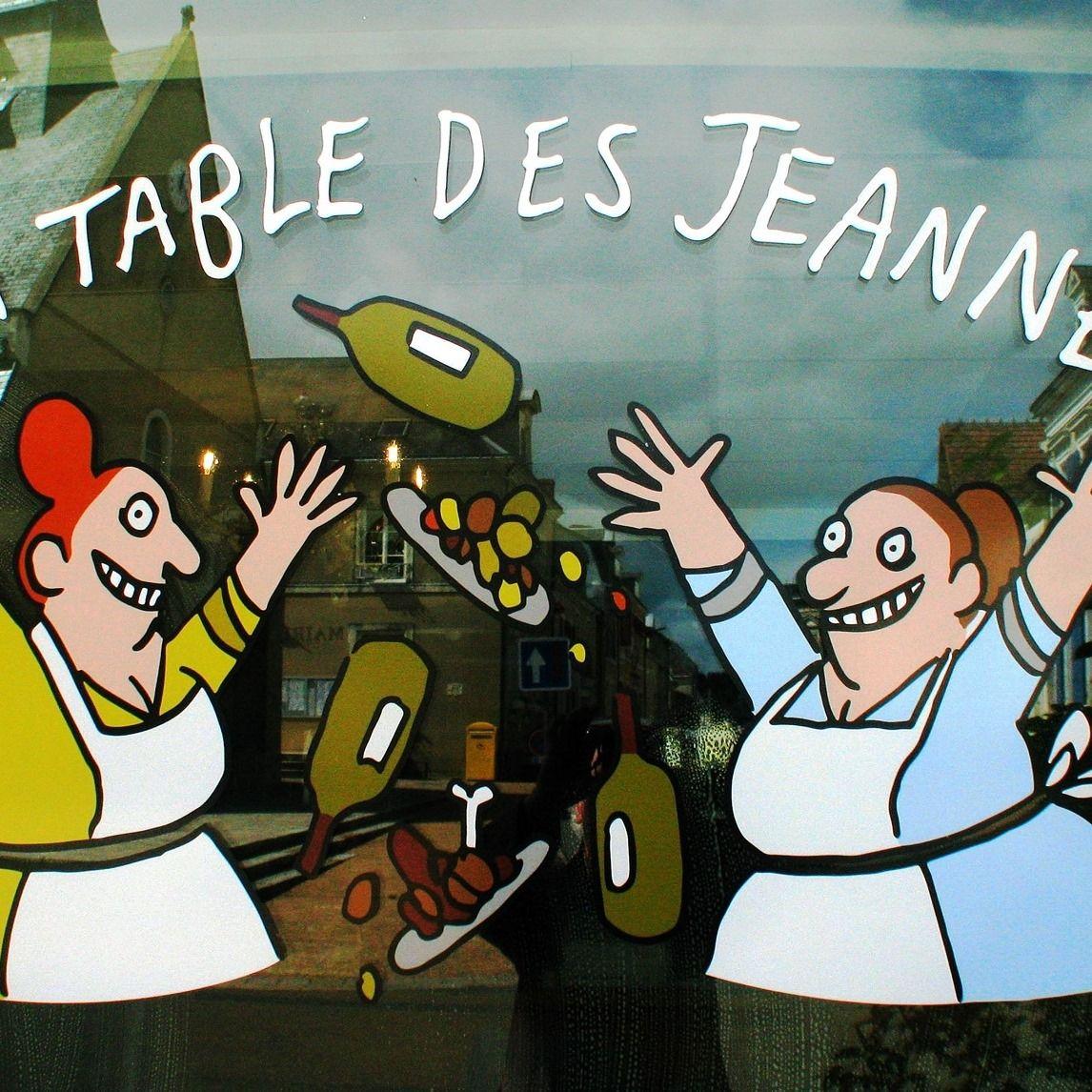 La Table Des Jeanne restaurant
