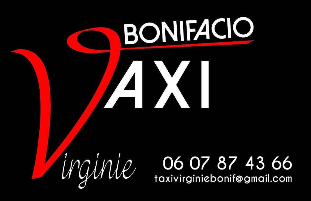 Taxi Virginie Bonifacio