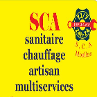SCA Plomberie-Chauffage Multiservices plombier