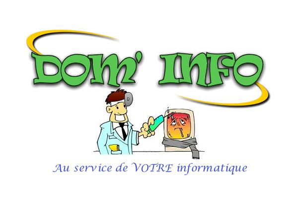 DOM'INFO dépannage informatique