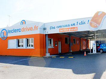 E. LECLERC DRIVE supermarché et hypermarché