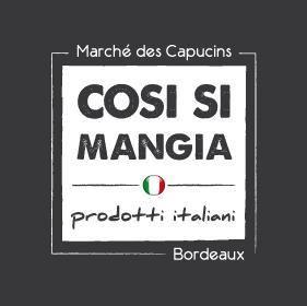 Cosi Si Mangia boucherie et charcuterie (détail)