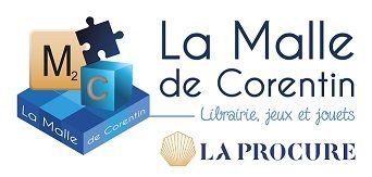 Librairie La Malle de Corentin et La Procure librairie