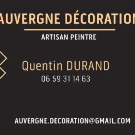 Auvergne Décoration SARL peintre (artiste)