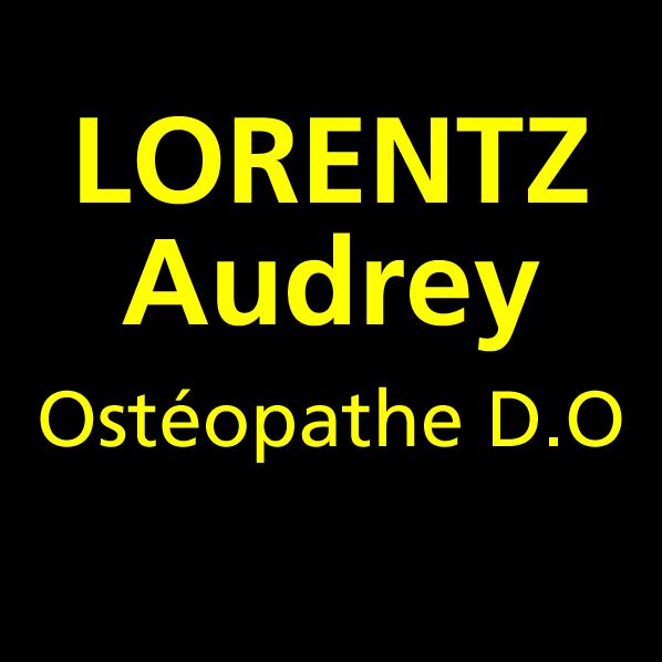 Lorentz Audrey ostéopathe