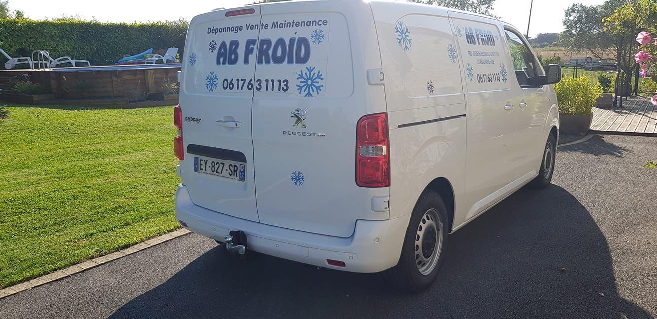 AB Froid entreprise de travaux publics