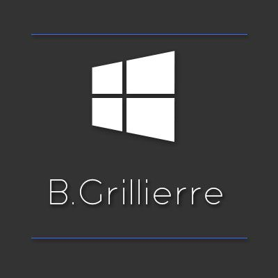 Benjamin Grillierre dépannage informatique