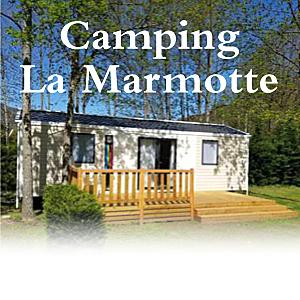 Camping La Marmotte location de caravane, de mobile home et de camping car