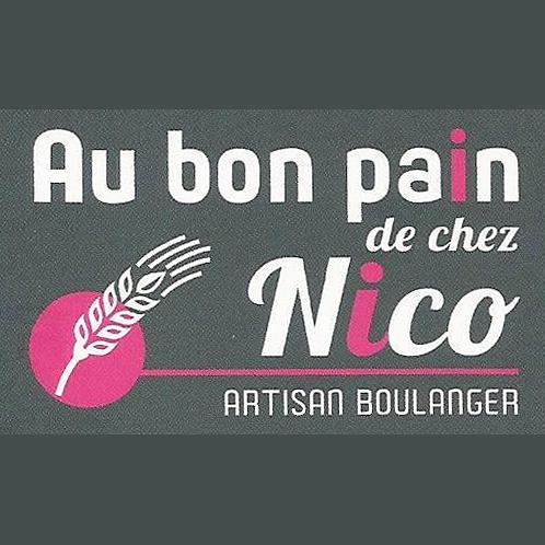 Au Bon Pain De Chez Nico restaurant sandwicherie / sur le pouce