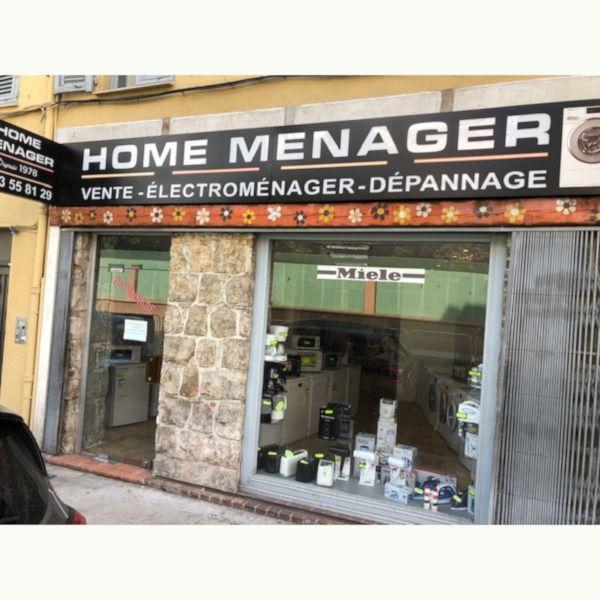 Home Menager électroménager (détail)
