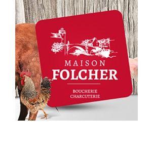 Boucherie Charcuterie Folcher boucherie et charcuterie (détail)