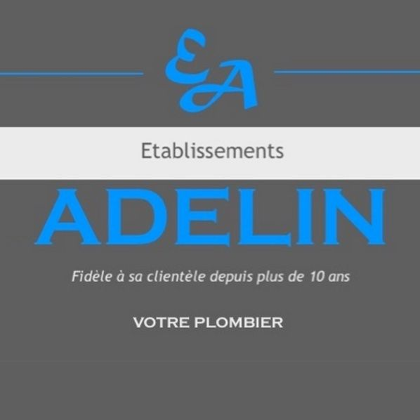 Adelin Ets plombier