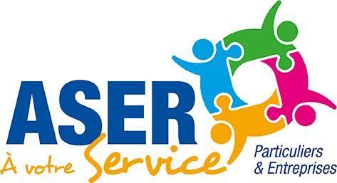 A . S . E . R Association Service Emploi bricolage, outillage (détail)