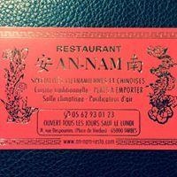 An Nam Sarl Phi Phi restaurant