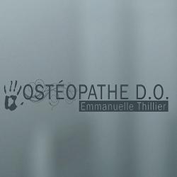 Thillier Emmanuelle ostéopathe