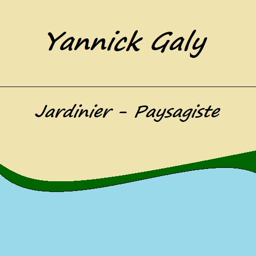 Galy Yannick EIRL jardinier