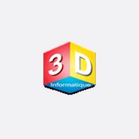 3 D Informatique vente, maintenance de micro-informatique