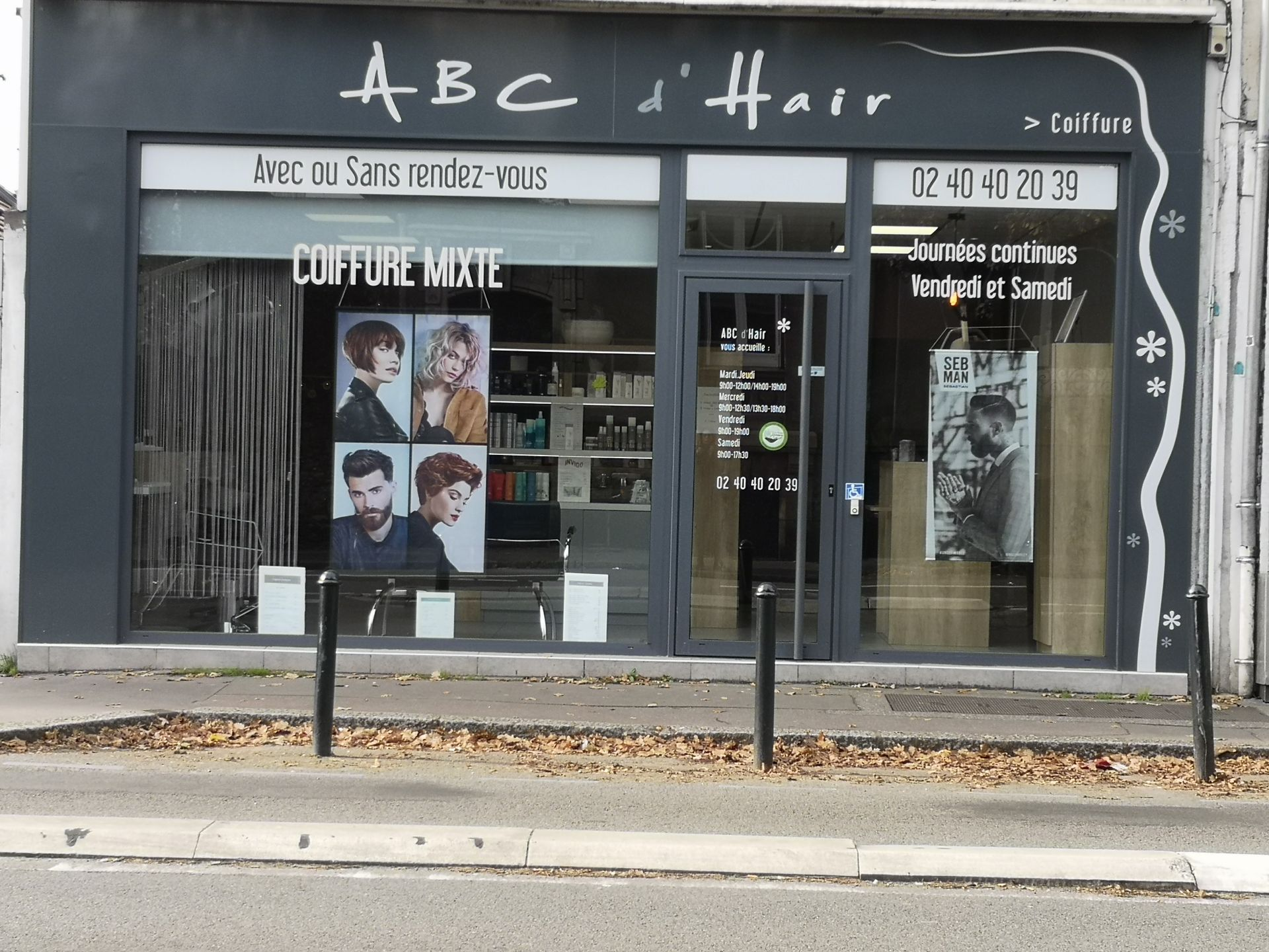 ABC D'HAIR Coiffure, beauté