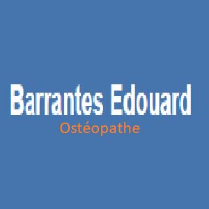 M. Edouard BARRANTES - Kinésithérapeute