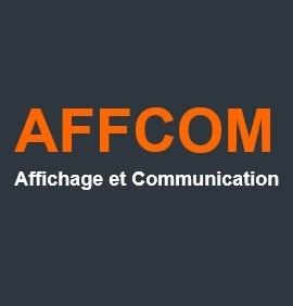 Affcom SARL régie publicitaire, support de publicité