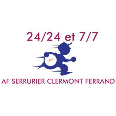 AF Serrurerie Clermont Ferrand Urgence 63 dépannage de serrurerie, serrurier