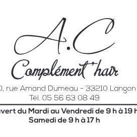 A.C Complèment'Hair Coiffure, beauté