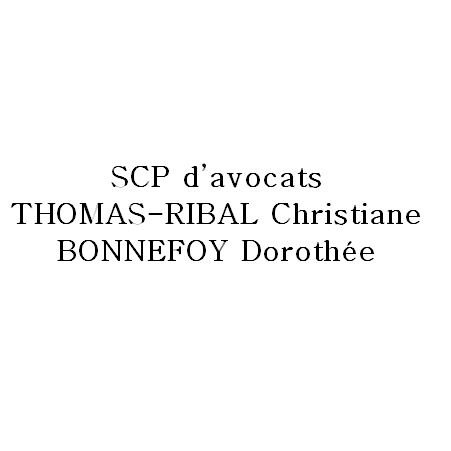 Thomas-Ribal Bonnefoy Delesque SCP avocat