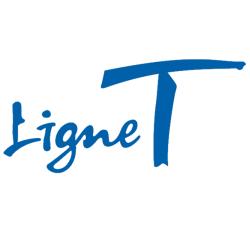 Ligne T flocage