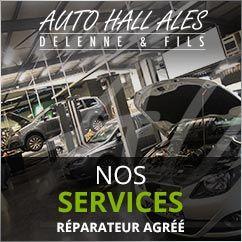Auto-Hall garage d'automobile, réparation