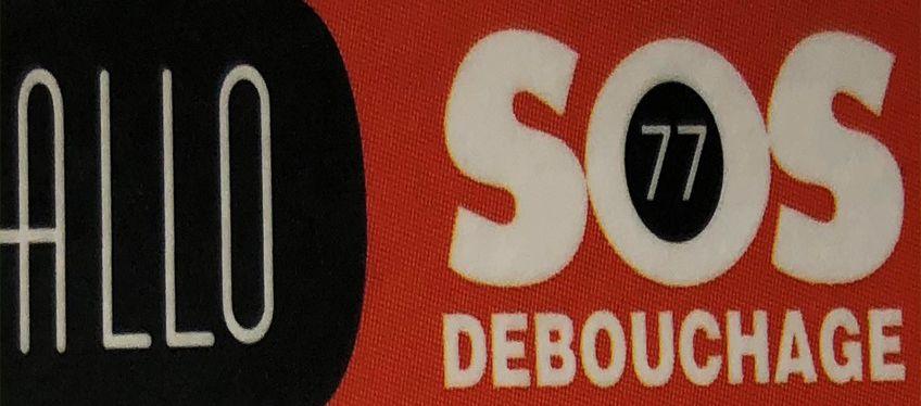 Allo SOS Débouchage bricolage, outillage (détail)