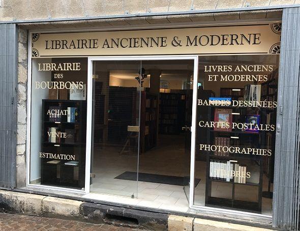 Librairie des Bourbons librairie