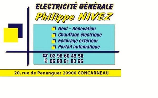 Nivez Philippe électricité générale (entreprise)