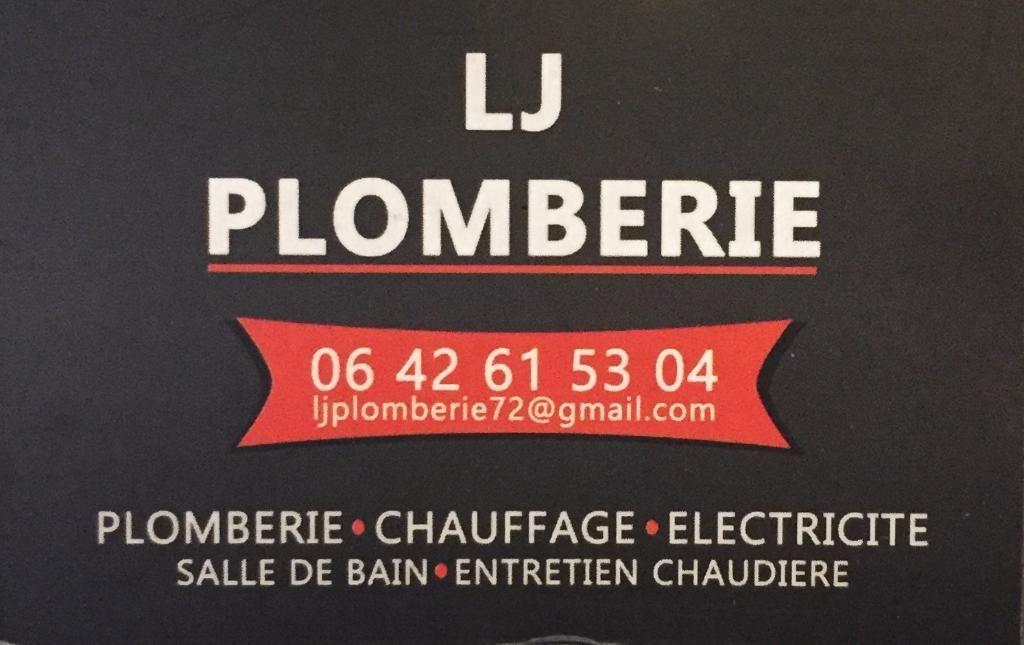 LJ PLOMBERIE électricité générale (entreprise)