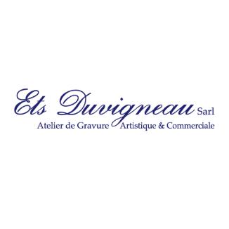 Etablissements Duvigneau SA graveur (divers)