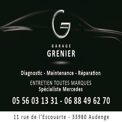 Garage J.Grenier pièces et accessoires automobile, véhicule industriel (commerce)