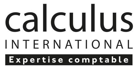 Calculus International expert-comptable