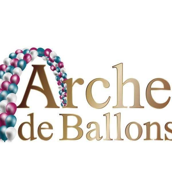 Arche De Ballons cadeau (détail)