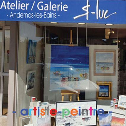 Atelier Galerie Saint-Luc galerie d'art