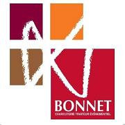 Bonnet Traiteur boucherie et charcuterie (détail)