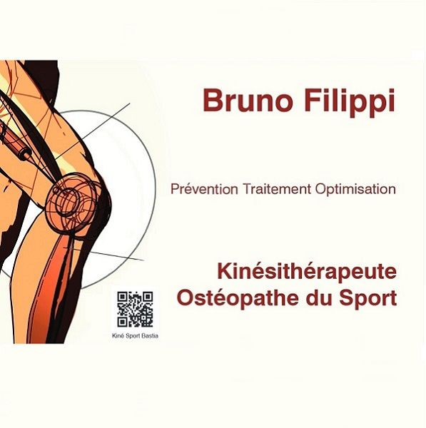 Filippi Bruno kiné, masseur kinésithérapeute