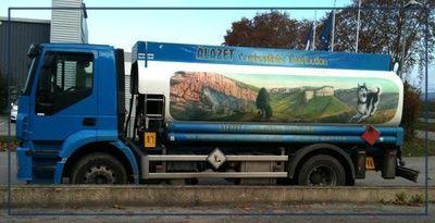 Alazet Combustibles Distribution Matières premières, énergie