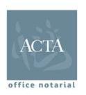 Acta - Arnaud Stéphanie notaire