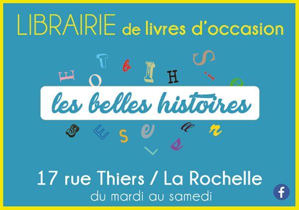 Librairie occasion Les Belles Histoires librairie